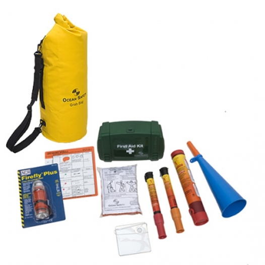 RIB Safety Pack – Grab Bag square