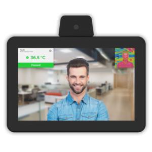 TAURI Temperature Sensing Tablet square