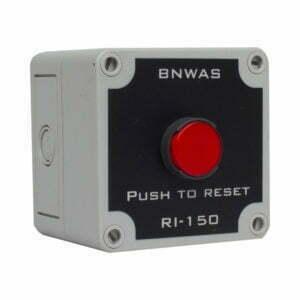 Bridge Navigation Watch Alarm System Reset Panel