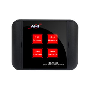 Bridge Navigation Watch Alarm System Officer Selector Switch