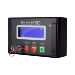 X150-D BNWAS Display and Control Panel