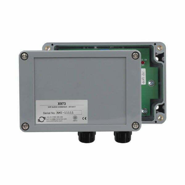 VHF Audio Combiner Interface