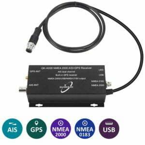 A028 NMEA 2000 AIS receiver