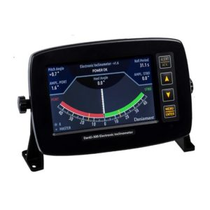 Display Unit for Electronic Inclinometer DanEI-300