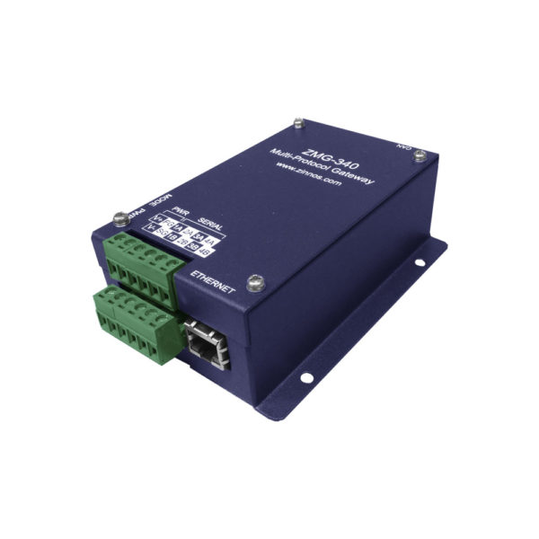 Zinnos Multi Protocol Gateway Interface NMEA