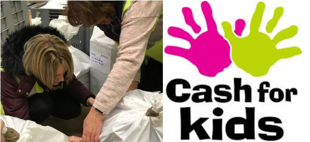 Cash for kids with AMI Marine