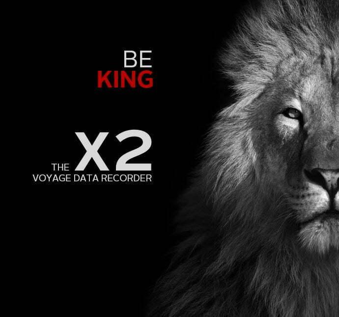 Be King X2 VDR AMI Marine