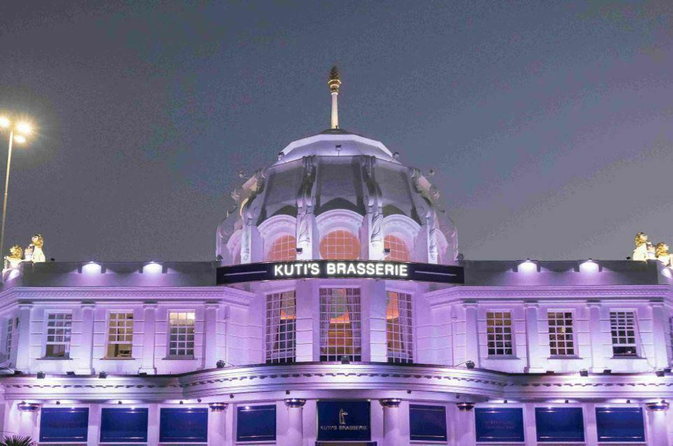 Kuti's Brasserie