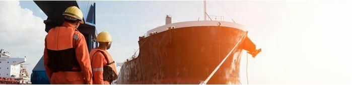 Outside ship narrow