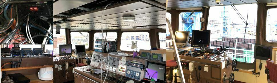 Red Funnel AMI Marine installation X-MDR