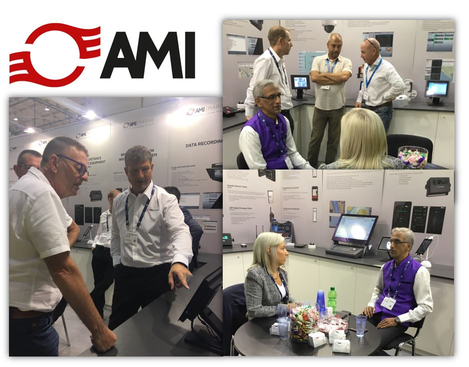 SMM Meeting clients with AMI Marine