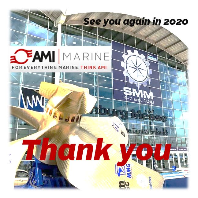 SMM Thank you from AMI Marine