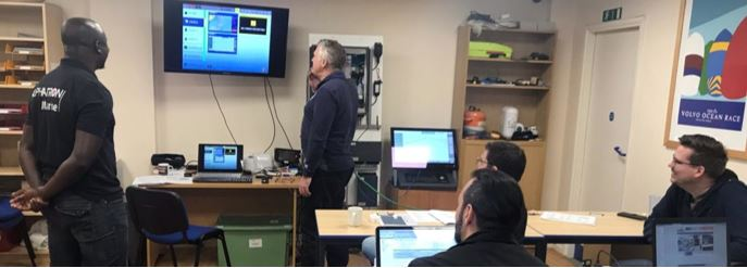 Engineer Training with AMI Marine
