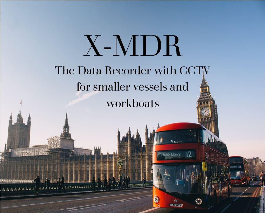 X-MDR Data Recorder from AMI Marine