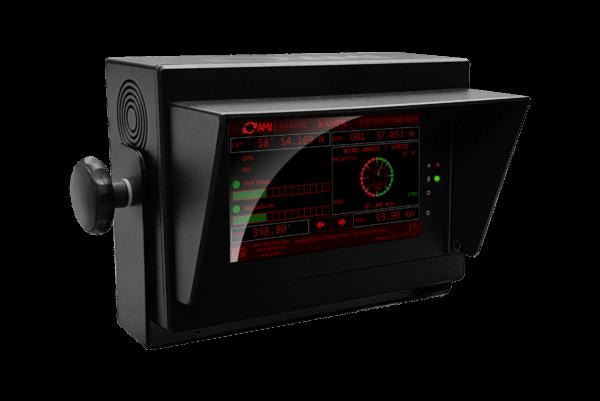 X-VHFR Display 003 - Night Wind