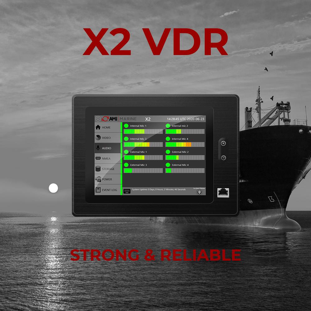 X2 VDR Website image 3