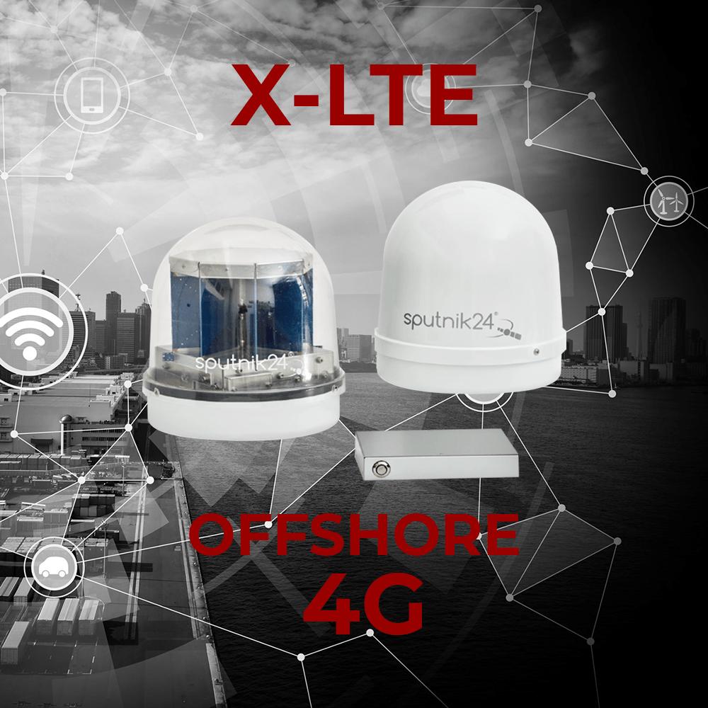 X-LTE OFFSHORE 4G