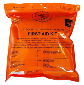 """Category """"C"""" First Aid Kit"""