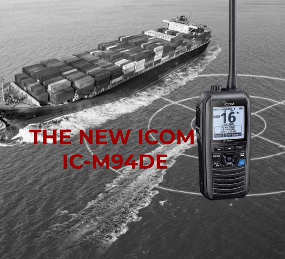 IC-M94DE website image