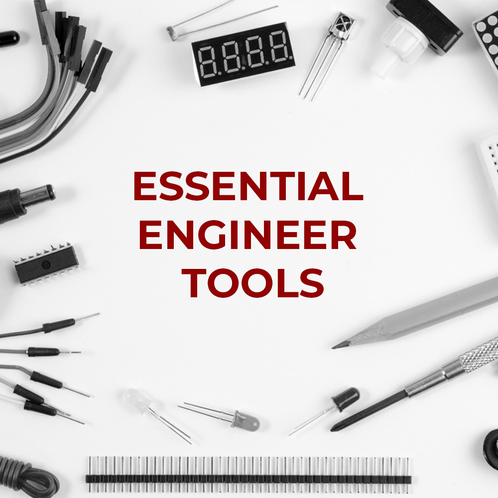 Engineer tool promo website image copy