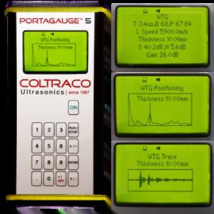 PORTAGAUGE® 5 Multiple Echo Ultrasonic Thickness Gauge