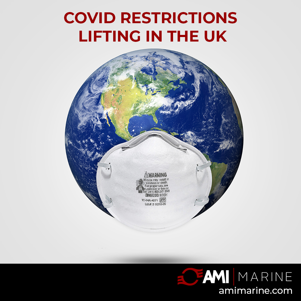 July covid statement lifting restrictions