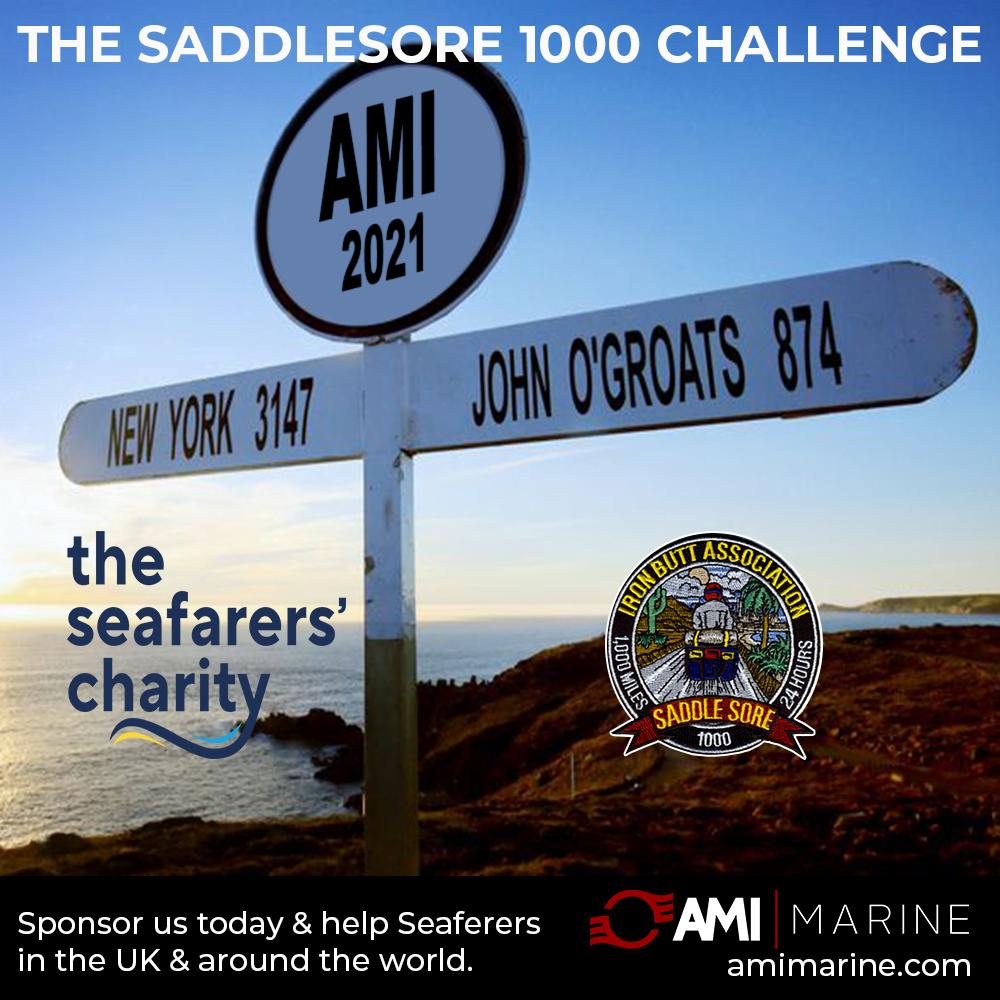 SaddleSore 1000 Advert