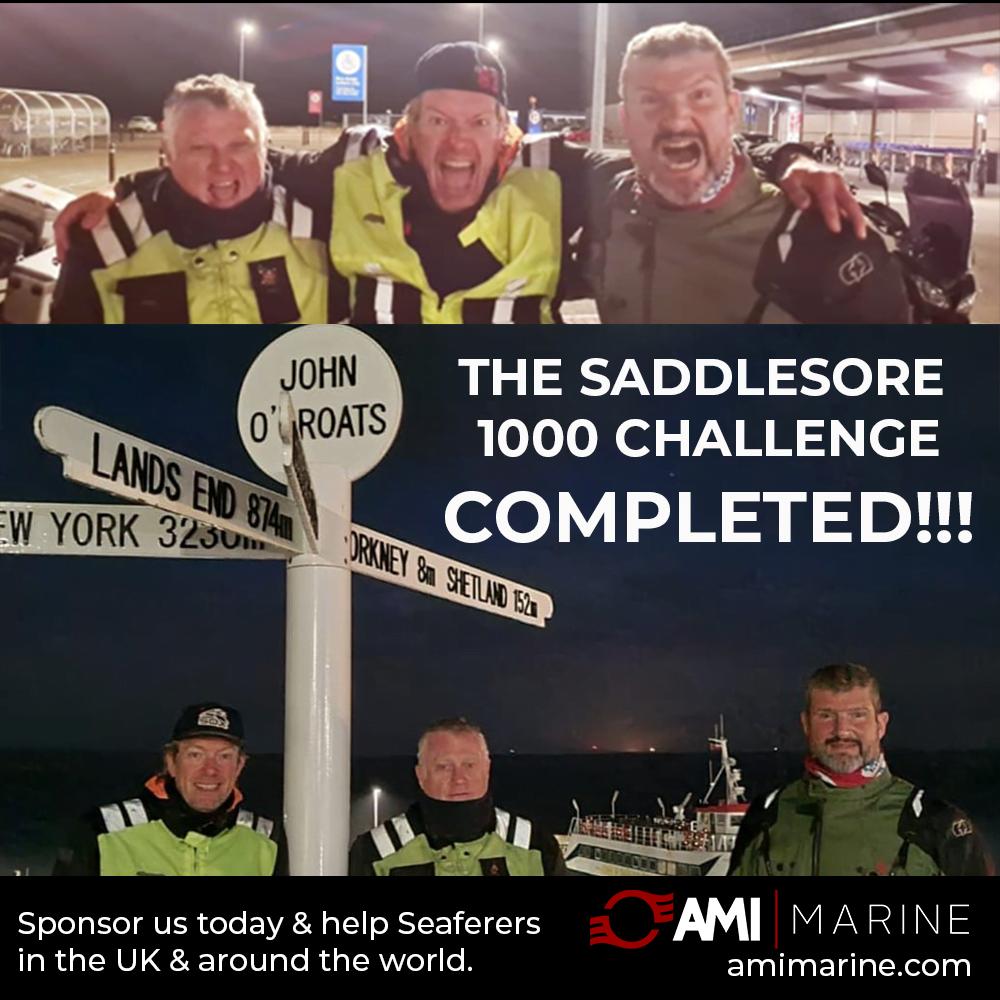 SaddleSore 1000 Advert copy